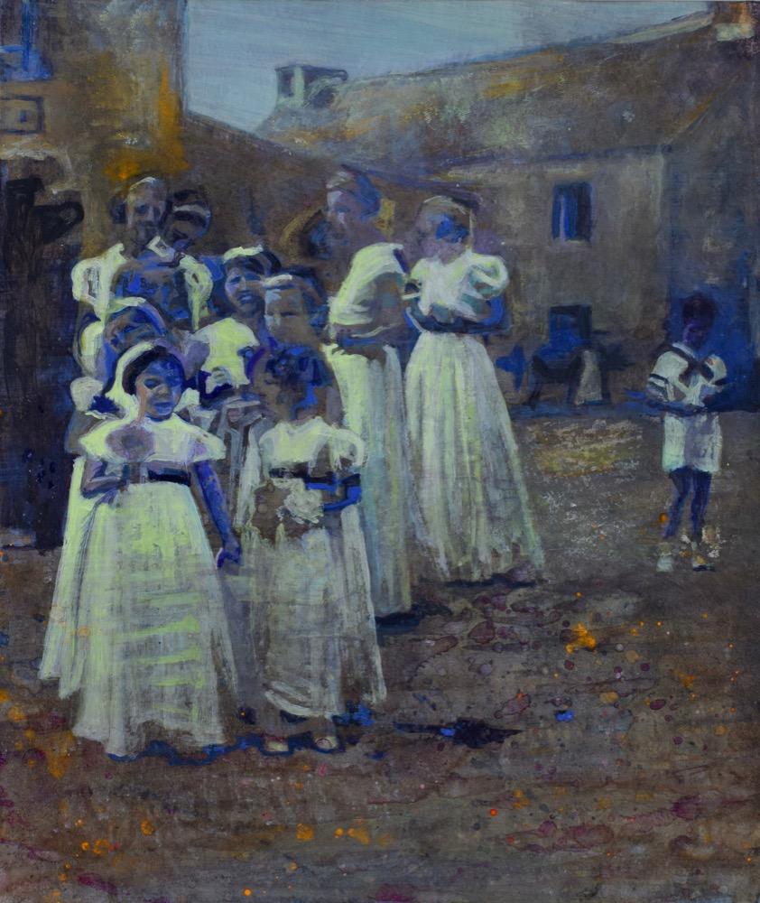 Mariage à Tréflez